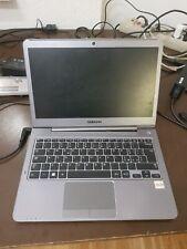 Pc Portatile notebook Samsung NP535U3C funzionante scocca rotta leggi bene