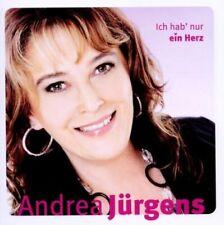 Andrea Jürgens Ich hab' nur ein Herz (2010; 16 tracks)  [CD]