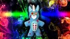 "Handmade Zombie Unicorn Plush Doll 12""inch OOAK"