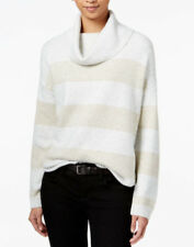 Tommy Hilfiger Cotton Long Sleeve Striped Jumpers & Cardigans for Women