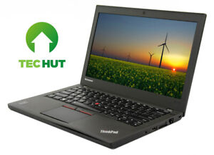 lenovo thinkpad x250, Intel Core i5-5300U, 8GB Ram, 500 HDD, Windows 10 Pro.