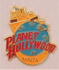 Planet Hollywood  MALTA  Pin  Valletta Skyline  2019  New