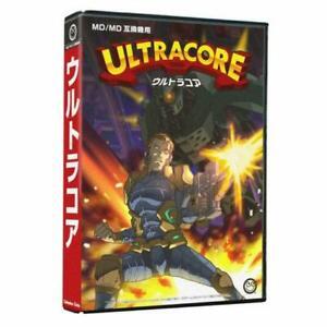 NEW Columbus Circle ULTRACORE SEGA MEGADRIVE JapanESE MD Ultra Core Japan