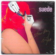 Suede / Saturday Night 1996 2-track card sleeve CD single Brett Anderson