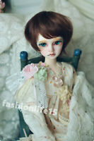 1/4 BJD Doll Black Fog Elves Free Eyes +FaceUp -- Human Body Girl Or Boy