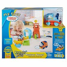 My First Thomas & Friends RESCUE TOWER Interactive Train Play Set Songs & Sounds