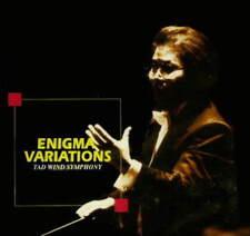 TAD WIND SYMPHONY Enigma Variations CD RARE JAPAN JAPANESE IMPORT AUDIOPHILE