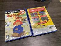 Paddington Bear PS2 Versiegelt Neu IN Spanisch