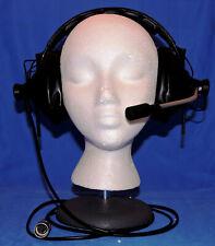 Vintage Sennheiser HMD 224 Headset - USED