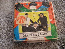 Grips Grunts Groans 3 Stooges 8MM Columbia Pictures