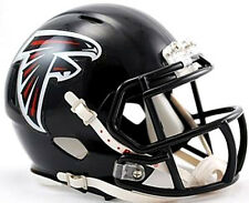 Atlanta Falcons Riddell Professional NFL Football Team Speed Mini Helmet