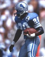 1993 Detroit Lions BARRY SANDERS Glossy 8x10 Photo Print Football NFL Poster