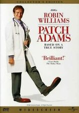 Robin Williams Patch Adams DVDs & Blu-ray Discs