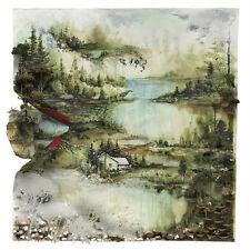 Bon Iver BON IVER, BON IVER 2nd Album +MP3s GATEFOLD JagJaguwar NEW VINYL LP