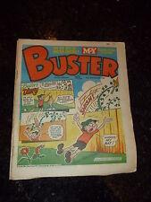 BUSTER Comic - Date 17/09/1983 - UK Paper comic