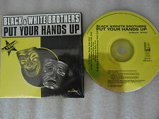 CD-BELL-BLACK & WHITE BROTHERS-Put Your Hands Up-(CD SINGLE)-1998-5 Track-