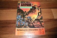 TERRA ASTRA  # 14 -- der SCOUT und der STÄHLERNE GÖTZE // H.G. Ewers 1971