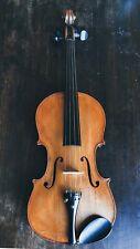 LINKSHÄNDER 4/4 Geige KLANGBEISPIEL in Beschr.! von Musiker SPIELBEREIT Violine
