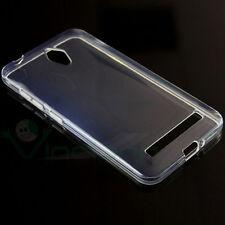 Custodia AIR trasparente PERFECT FIT p Asus Zenfone Go ZC500TG cover sottile gel