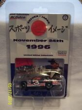 1996 Dale Earnhardt #3 Goodwrench AC Delco die cast Suzuka Japan