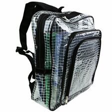 SIEG engineers bag  clean room for a transparent back backpack type clean bag