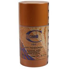 Just Cavalli Him by Roberto Cavalli for Men Deodorant Stick 2.7 oz. NEW