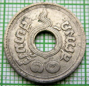 THAILAND SIAM RAMA VIII 2463 - 1920 10 SATANG