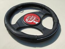 i - SUITABLE FOR A TOYOTA STARLET, STEERING WHEEL COVER, SWC 27 MEDIUM