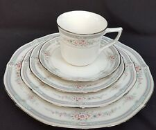 Noritake ROTHSCHILD #7293 40 Piece Place Setting for 8 Mint Quality!!!