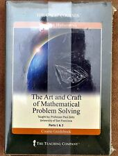 Brand New Sealed The Art and Craft of Mathematical Problem Solving Part 1 & 2