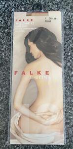 Falke Shelina 12 Knee-High Socks Tights Ultra-Transparent Shimmer Brasil 35-38