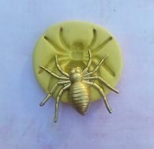 spider mold food safe fondant chocolate candy mold resin polymer clay charm mol