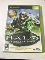 Halo: Combat Evolved (Microsoft Xbox, 2001) Game Of The Year Edition Holographic