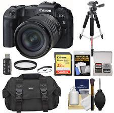 Canon EOS RP + RF 24-105 f/4-7.1 Lens + Card + Filter + Case + Tripod & More