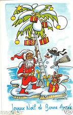 Fantasie - CPSM - Frohe Weihnachten und Happy neu Year