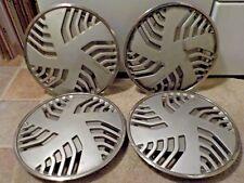 original GM Pontiac wheel covers hubcaps Bonneville 1987 1988 1989 1990 hub caps