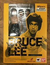 SH FIGUARTS  BRUCE LEE. Complete. Opened Once Then Put Back Into Box