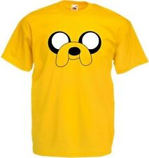 Jake the Dog Adventure Time T-Shirt Cartoon Network Adults Unisex T-Shirt