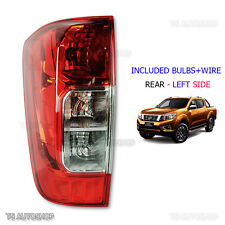 LH Left Bulbs Tail Lamp For Nissan Np300 Navara Pickup Truck 4wd 2wd 15 2016 17