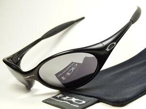 Oakley Eye Jacket Black Sonnenbrille Juliet Penny Romeo Minute Twenty Straight X
