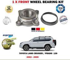 für Toyota Landcruiser 3.0DT D4D 4.0 120 150 2002> NEU VA RADLAGERSATZ