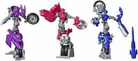 Transformers Studio Series Deluxe Arcee Elita 1 & Chromia 3 Pack NEW