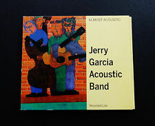 Jerry Garcia Acoustic Band Almost Acoustic CD 2010 Remaster 1987 Grateful Dead