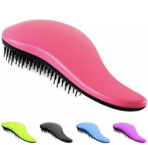Detangler Hair Tangle Brush Hair Teezer Comb Professional Hair Styling Tool