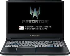 "Acer Helios 300 PH315-52 15.6"" Gaming Laptop i7-9750H 8GB 256GB+1TB RTX2060 6GB"