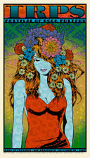 Chuck Sperry TRIPS 2017 Regular Poster Art Print Mondo Festival Rock Society