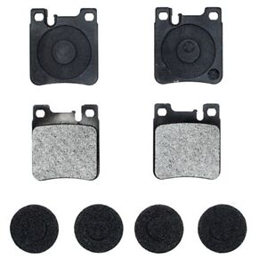 Rr Semi Met Brake Pads  ACDelco Professional  17D603M