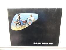 1976 Rack Factory Motorcycle Accessories Catalog Price List Honda Yamaha L11533