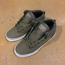 Globe Motley Mid Size 7 US Military Olive DVS BMX DC Skate Shoes Sneakers
