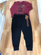 Harry Potter Mens Pyjama/Loungewear Set Size L